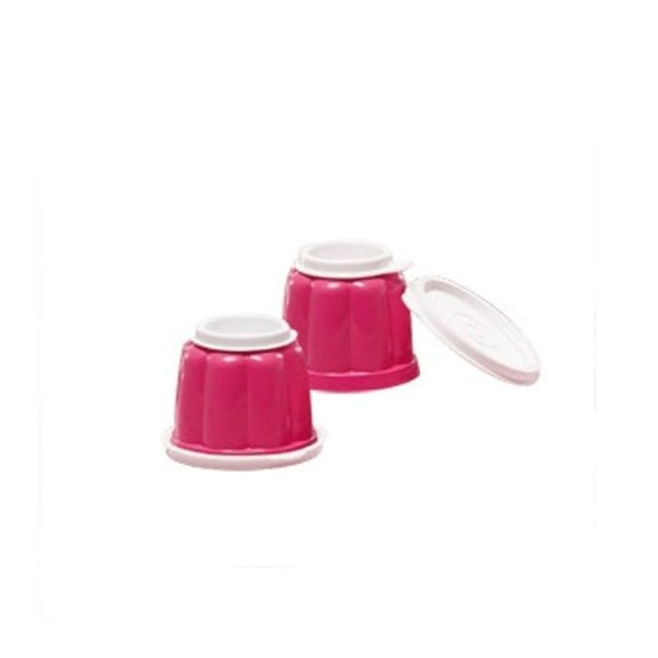 Tupperware Mini Magica 125ml Rosa 2 Unidade
