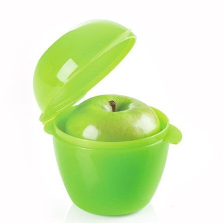 Tupperware Porta Maçã 250ml Verde