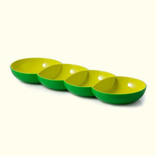 Tupperware Petisqueira Allegra 260 ml Verde