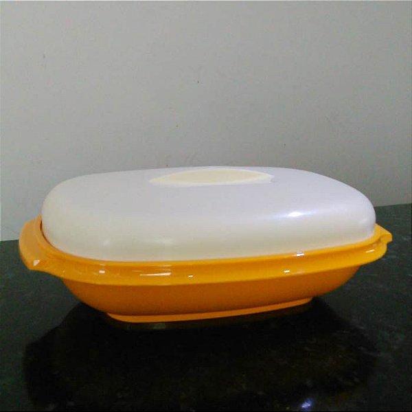 Tupperware Actualité Aquecer Travessa 1,5 litro Laranja
