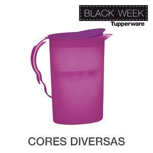 Tupperware Jarra Murano 2 litros cores diversas