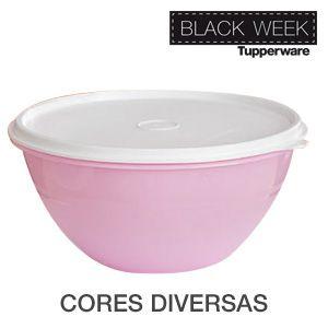 Tupperware Tigela Maravilhosa 2,6 litros cores diversas