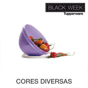 Tupperware Tigela Maravilhosa 500 ml diversas cores