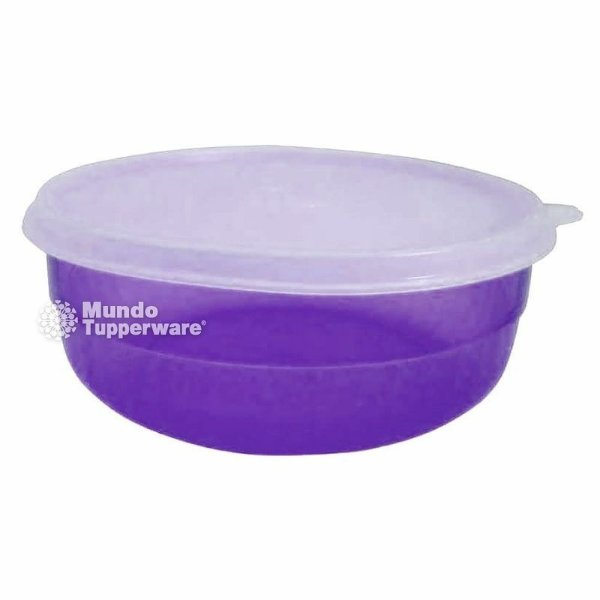 Tupperware Premier Tigela Pequena Roxa 500ml