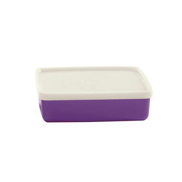 Tupperware Refri Box 400ml Púrpura