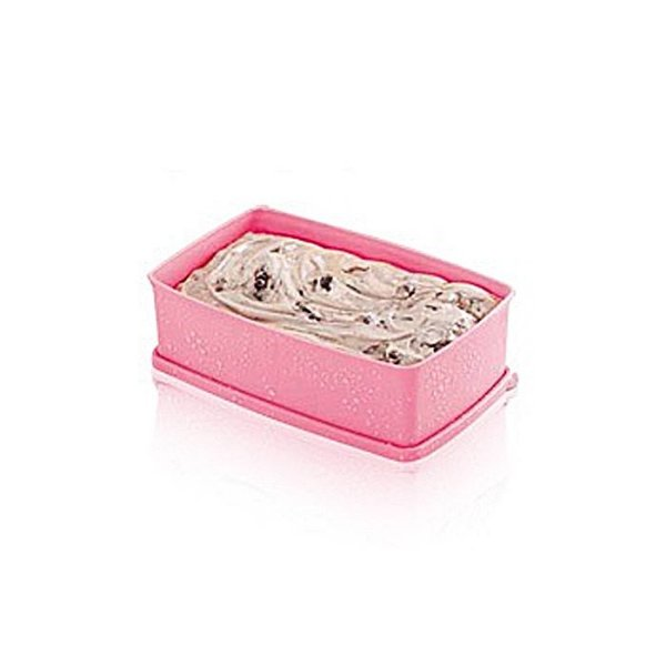 Tupperware Caixa Ideal 1,4 litro Rosa Quartzo