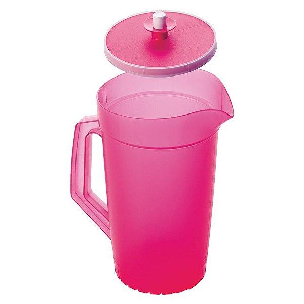 Tupperware A Jarra 2 Litros Rosa Pink