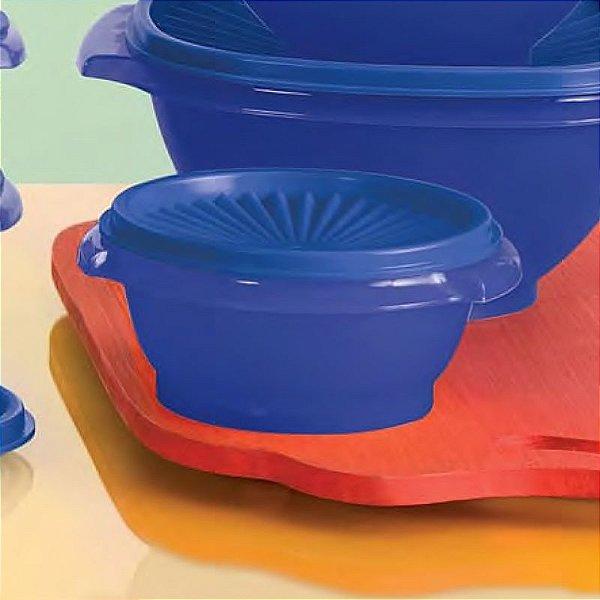 Tupperware Tigela Sensação 350ml Azul Marinho