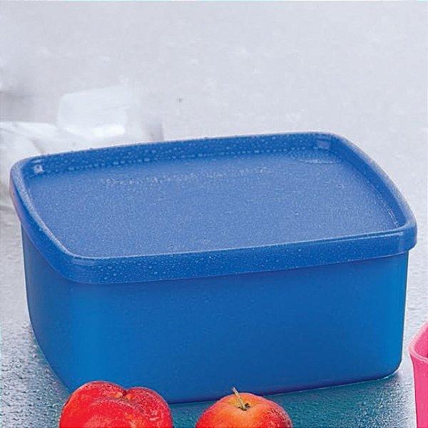 Tupperware Jeitosinho Azul Royal 500ml Freezer