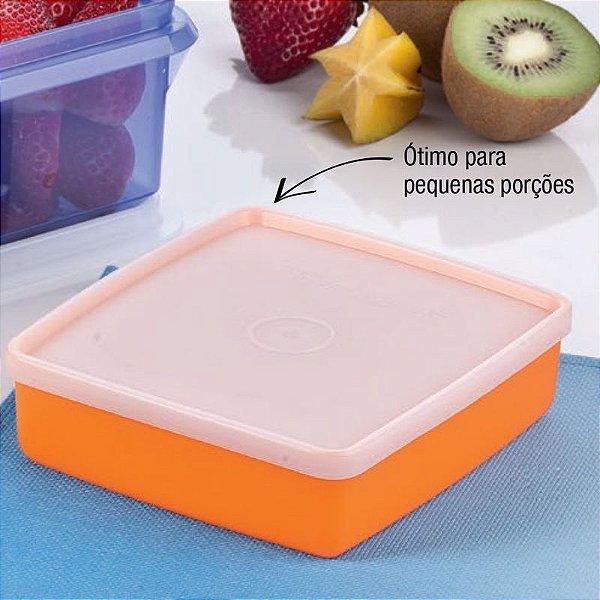 Tupperware Refri Box 400 ml Laranja