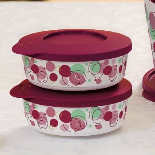 Tupperware Tigela Ilúmina Marsala 350 ml