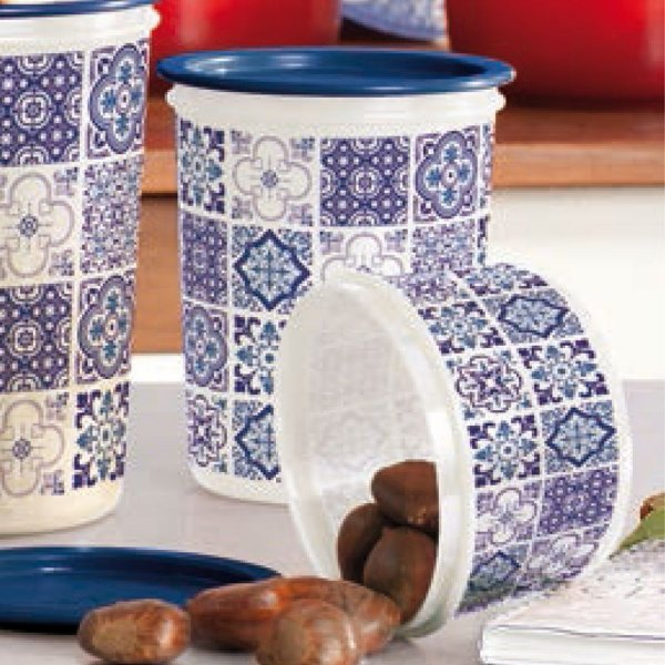 Tupperware Kit Azulejo Português 2 Peças