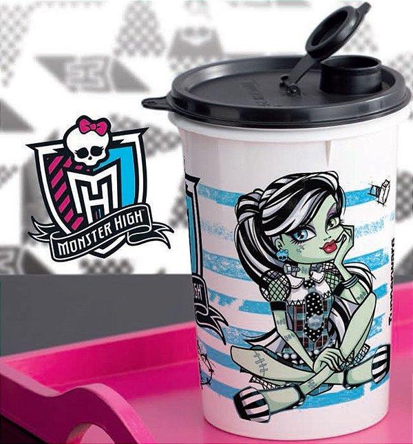 Tupperware Guarda Suco Monster High 1 litro