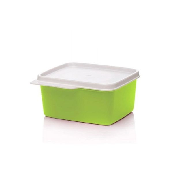 Tupperware Basic Line Small 500 ml Margarita Tampa Branca