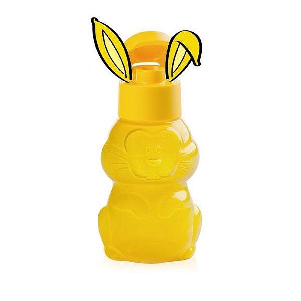 Tupperware Eco Kids Garrafa Coelho 350 ml Amarelo