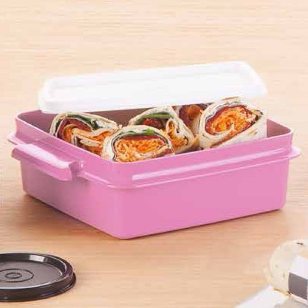 Tupperware Pote 780ml Rosa