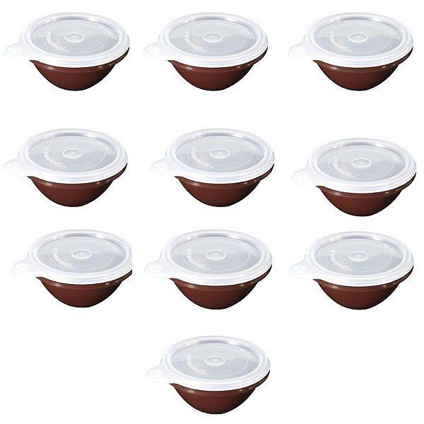 Tupperware Chaveiros Miniatura Maravilhosa 10 peças