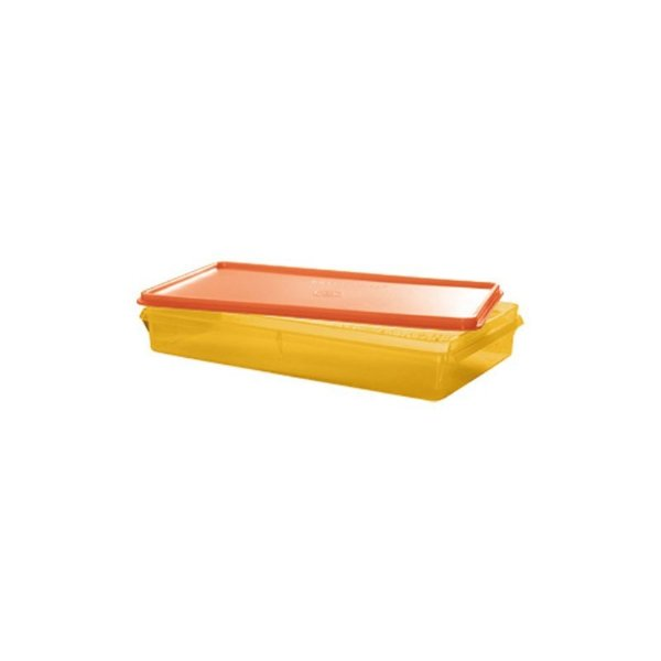 Tupperware Refri Box 2 1,5 litro Amarelo
