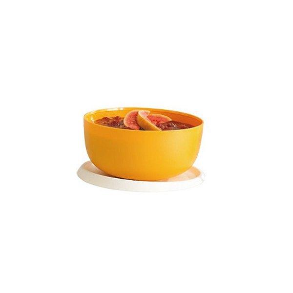 Tupperware Tigela Toque Mágico 1,3 Litros Amarelo