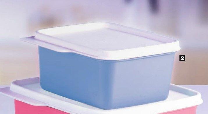 Tupperware Basic Line Azul Serenity 500ml