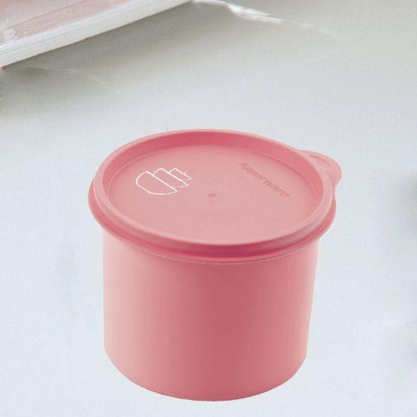 Tupperware Redondinha Exclusiva 500ml Rosa