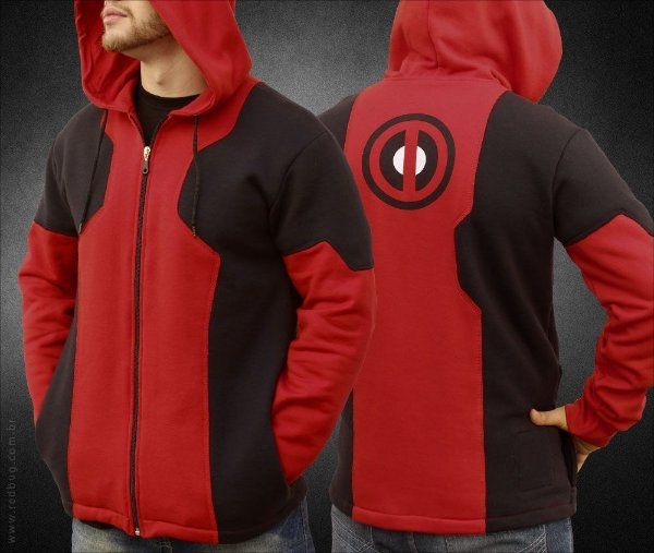 Moletom Red Merc