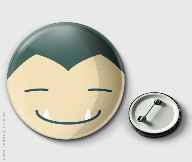 Botton Snorlax