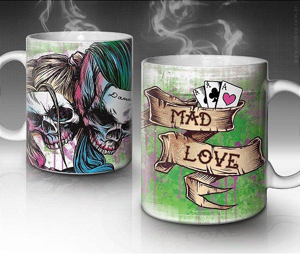 Caneca Mad Love