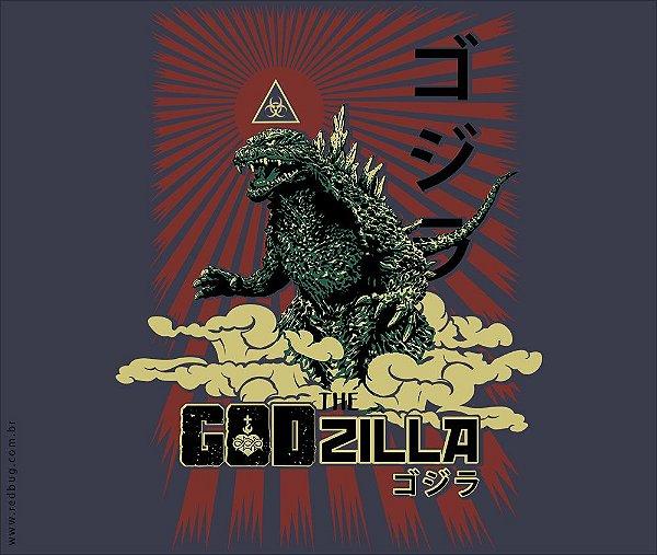 OUTLET - Godzilla - Feminino