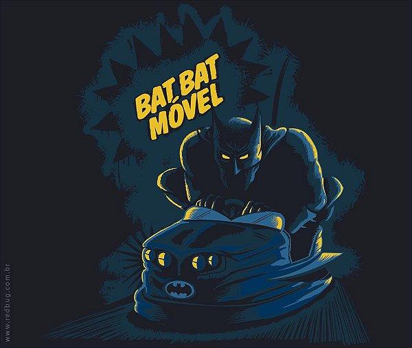 Camiseta Bat Bat Movel - Feminina