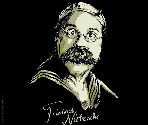 Camiseta Friedrich - Feminina