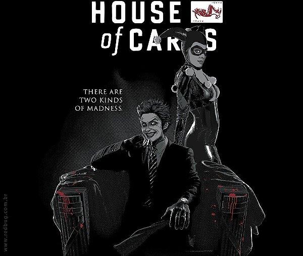 Camiseta House of Cards - Feminina