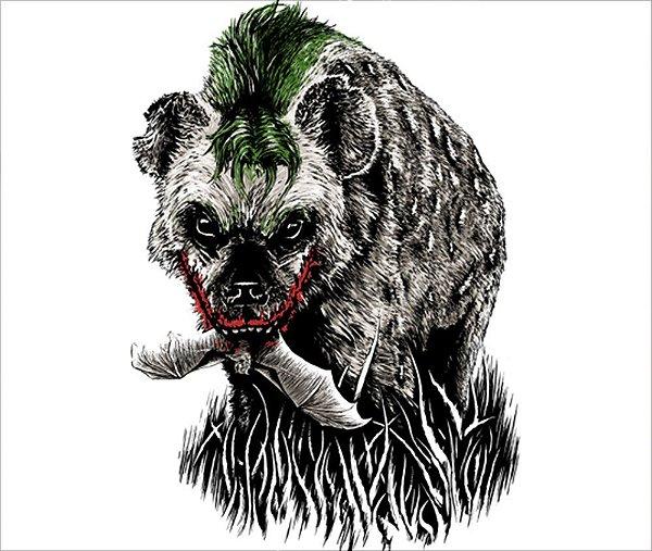 Camiseta Joker - Feminina
