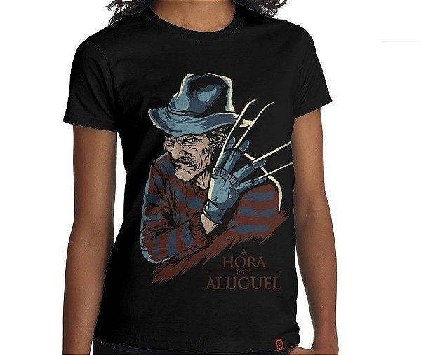 Camiseta Madrueger - Feminina