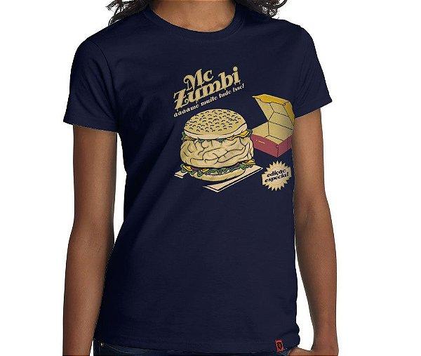 Camiseta Mc Zumbi - Feminina