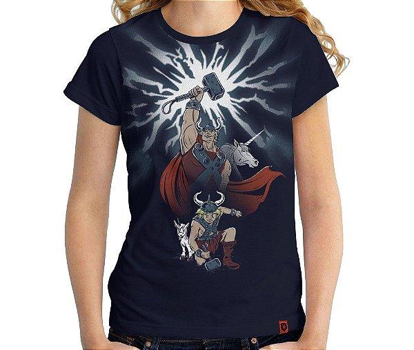 Camiseta Merecedor - Feminina