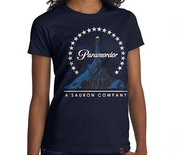 Camiseta Paramordor - Feminina