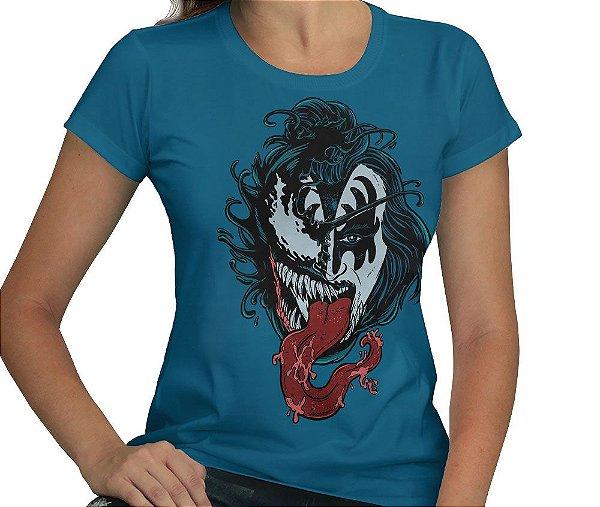 Camiseta Simbionte - Feminina