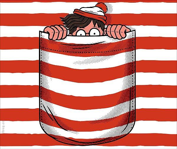 Camiseta Waldo - Feminina