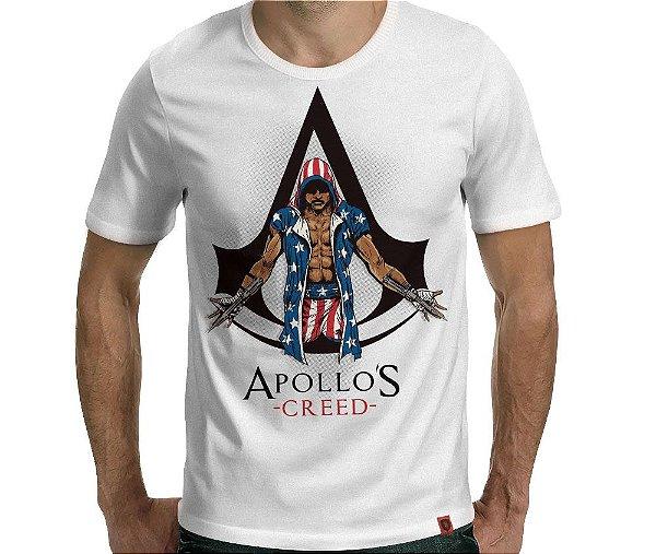 Camiseta Apollo's Creed - Masculina