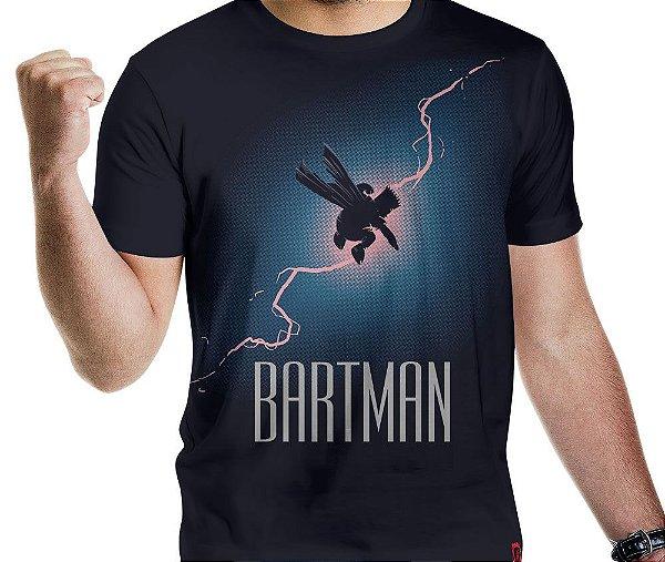 Camiseta Bartman - Masculina