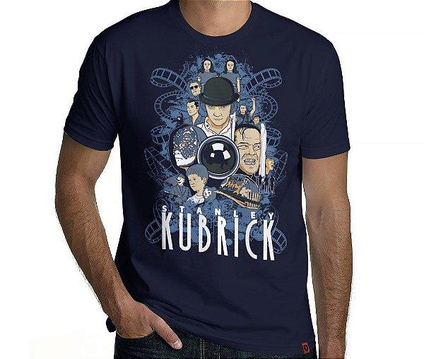 Camiseta Kubrick - Masculina