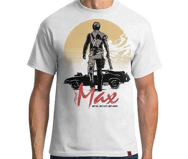 Camiseta Max - Masculina