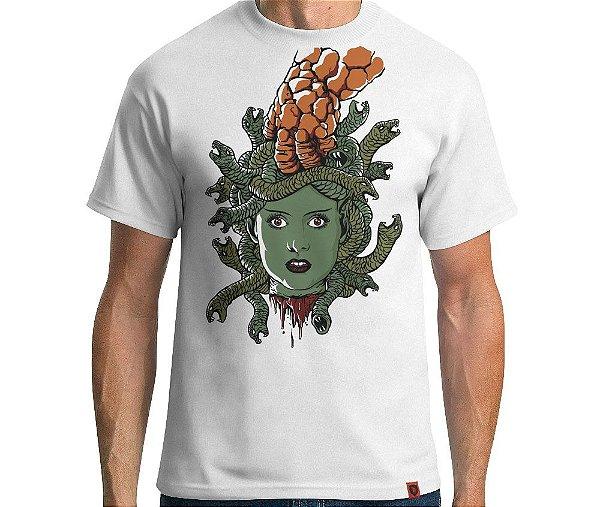 Camiseta Medusa - Masculina