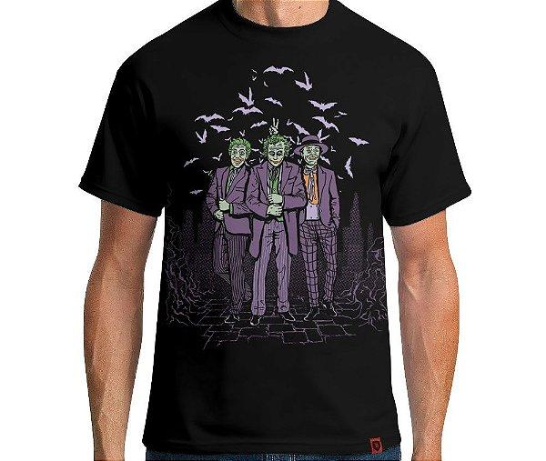 Camiseta Palhaços do Crime - Masculina