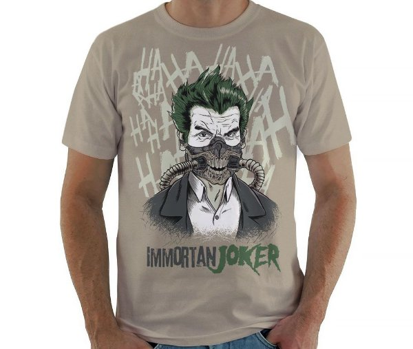 Camiseta Immortan Joker - Masculina