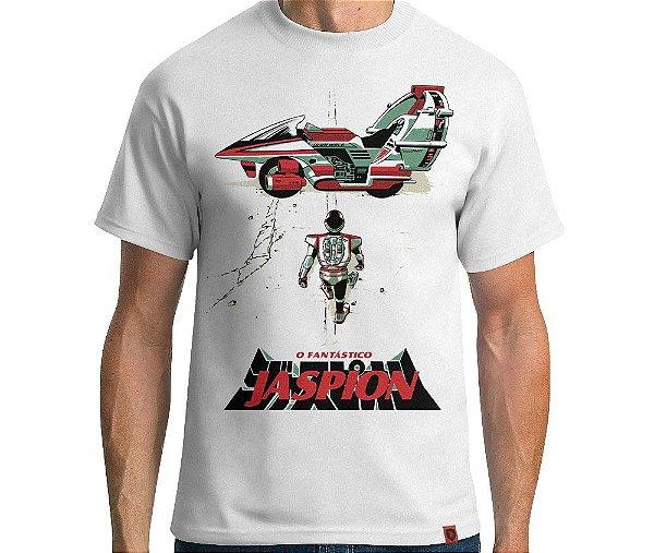 Camiseta Jaspion - Masculina