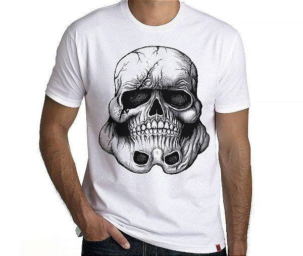 Camiseta Skull Trooper - Masculina