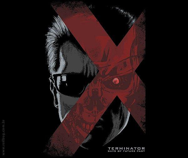 Camiseta Terminator - Masculina