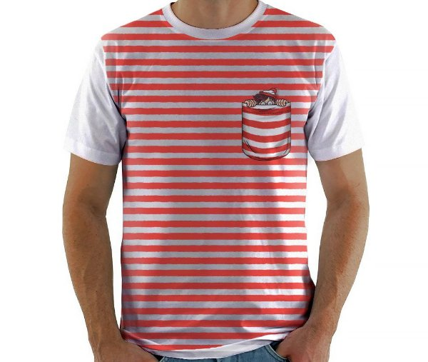 Camiseta Waldo - Masculina